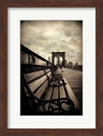 Brooklyn Bridge Respite Fine-Art Print