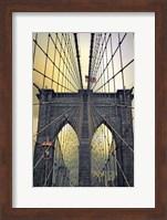 Brooklyn Bridge Twilight Fine-Art Print