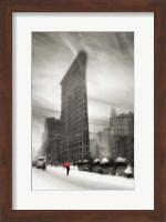 Flatiron Winter Fine-Art Print