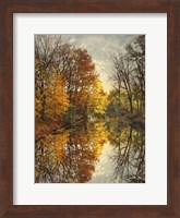 Autumn's Mirror Fine-Art Print