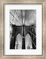 Brooklyn Bridge Approach Fine-Art Print