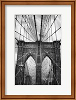 Brooklyn Bridge Mood Fine-Art Print