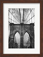 Brooklyn Bridge Mood Fine-Art Print