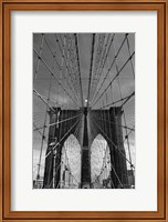 Brooklyn Bridge Tones Fine-Art Print