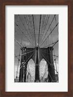 Brooklyn Bridge Tones Fine-Art Print
