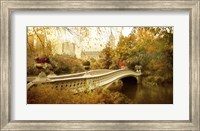 Autumn at Bow Bridge Fine-Art Print