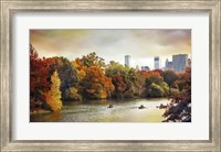 Ode to Central Park Fine-Art Print