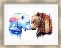 We are in this together Fine-Art Print