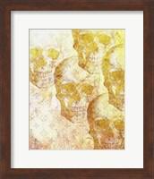 Gold Skulls Fine-Art Print