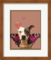 Butterfly Dog 2 Fine-Art Print