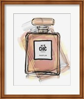 Chic Bottle 5 Fine-Art Print