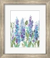 Lavendar Garden Fine-Art Print