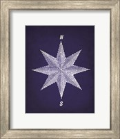 Vintage Compass 1 Fine-Art Print