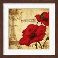 Red Poppies I Fine-Art Print
