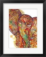 Red India Fine-Art Print