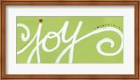 Joy - Green Apple Fine-Art Print