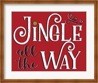 Jingle All the Way Fine-Art Print