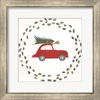 Surf the Holidays Fine-Art Print