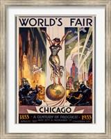Chicago World's Fair 1933 Fine-Art Print