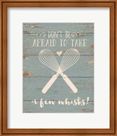 Whisks Fine-Art Print