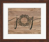 Joy (wreath) Fine-Art Print