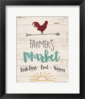 Farmer's Market - Cream Fine-Art Print