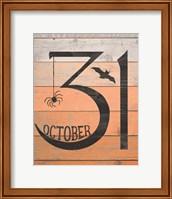 October Thirty First Fine-Art Print