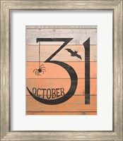 October Thirty First Fine-Art Print