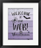 Welcome to Our Web Fine-Art Print
