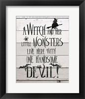 Handsome Devil Fine-Art Print