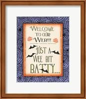 Batty Fine-Art Print