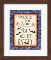 Batty Fine-Art Print