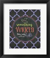 Something Wicked Fine-Art Print