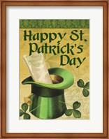 Happy St. Patrick's Day Fine-Art Print