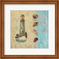 By the Seashore Fine-Art Print