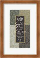 The Lord is My Light Fine-Art Print