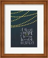 Thrill of Hope Fine-Art Print