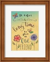 Old Friend Fine-Art Print
