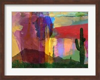 Mesa Abstract Fine-Art Print