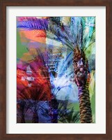 Desert Palm Abstract Fine-Art Print
