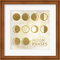 Gold Luna Fine-Art Print
