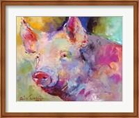Piggy Fine-Art Print