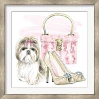 Glamour Pups II Fine-Art Print