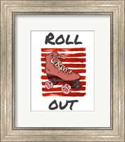 Roller Derby Roll Out Fine-Art Print