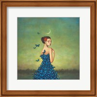 Metamorphosis in Blue Fine-Art Print