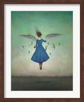 Swift Encounter Fine-Art Print