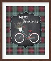 Merry Christmas Bike Fine-Art Print