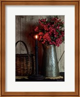 Basket and Blossoms Fine-Art Print