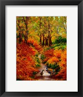 Pheasant Road Fine-Art Print