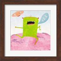 Alien Friend #1 Fine-Art Print